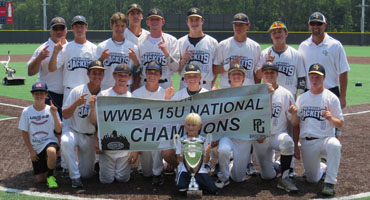 Georgia Jackets win 15u WWBA | Perfect Game USA