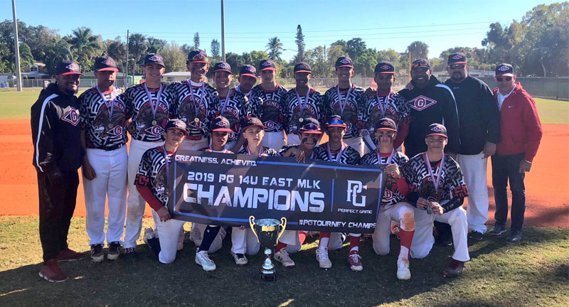 14U Spring National Rankings | Perfect Game USA
