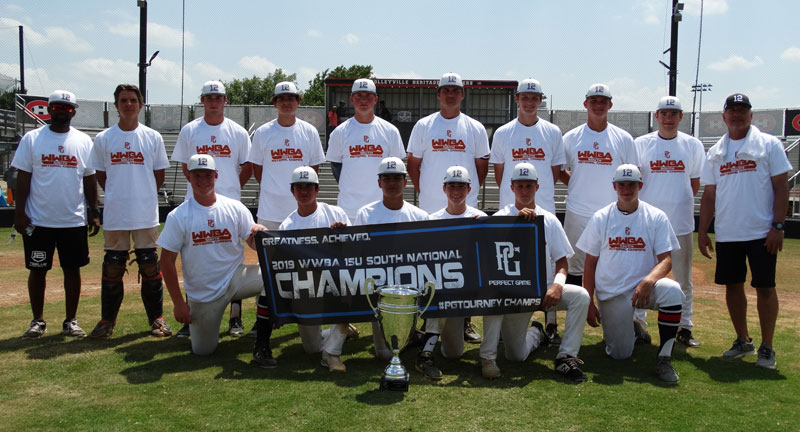 2019 WWBA 15U South National Championship
